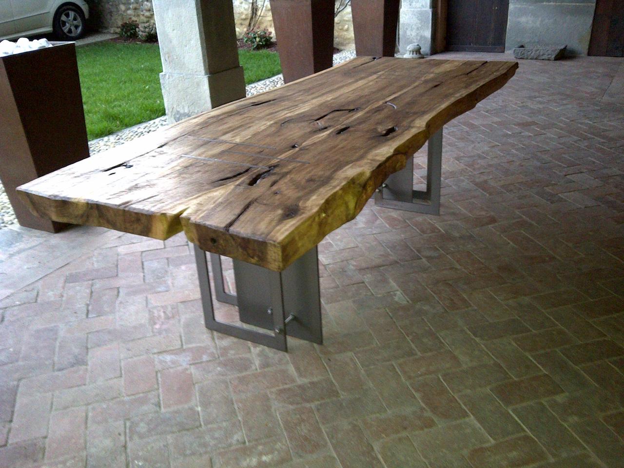 COLLEZIONE Tavolo Nusa 260×110 – 2011